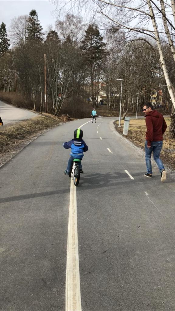 Hjalmar cyklar