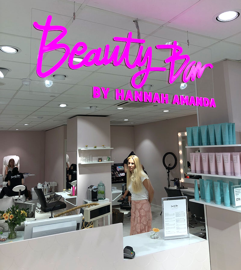 Beautybar by Hannah Amanda