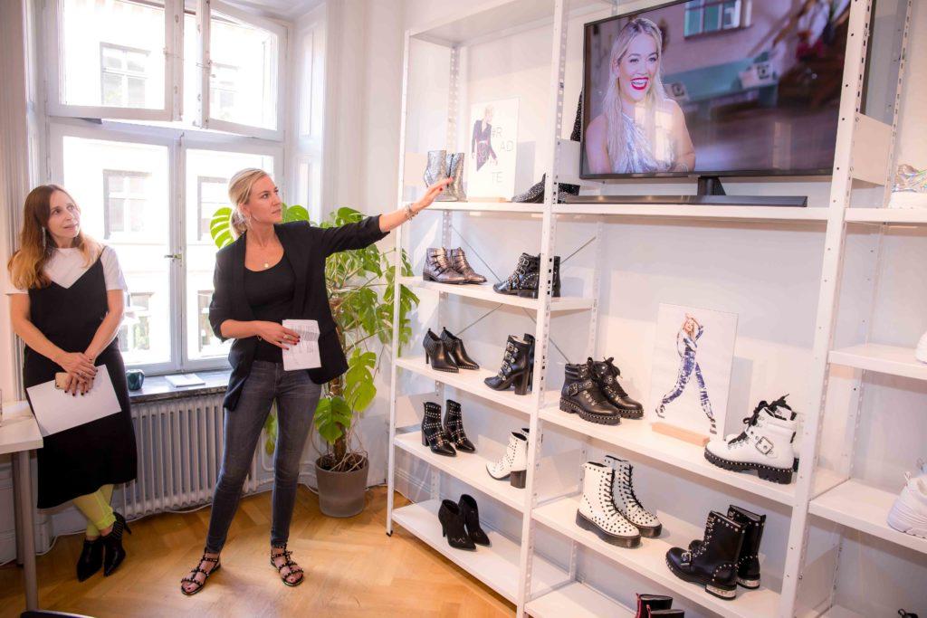 Rita Ora för Deichmann