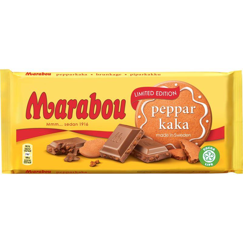 Marabou pepparkaka